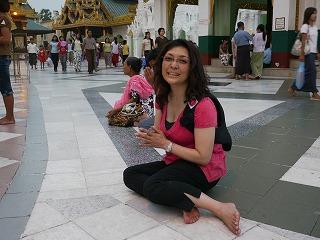 ミャンマーで、楽しい毎日を過ごしています。もうすぐ、日本に帰ります。