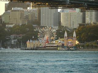 オーストラリア最終日 その2〜シドニー市内、オペラハウスなど