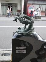 水木しげるロードのブロンズ彫像、一部紹介します